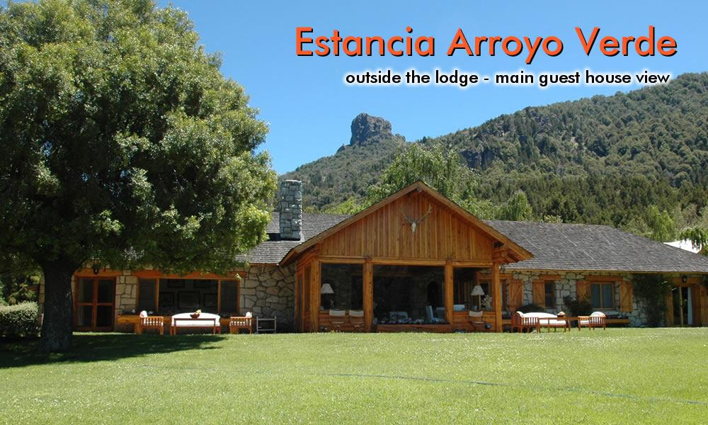 Outside Arroyo Verde Lodge Photo