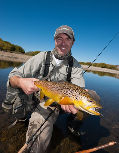 pablo zaleski fly fishing guide photo